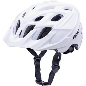 Kali Chakra Solo casco per bici bianco